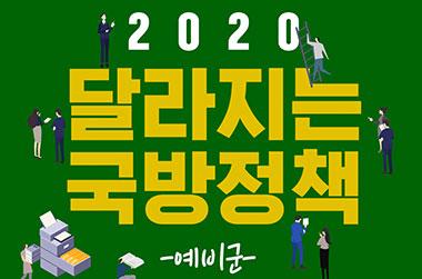 2020 달라지는 국방정책 ① 예비군
