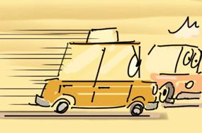 [웹툰] 택시 드라이버