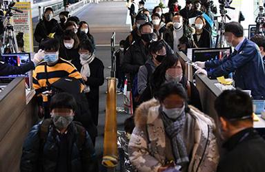 항공·철도승무원 마스크 착용…교통시설 방역 강화
