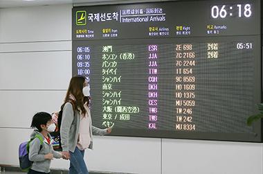 해외여행 시 신종 코로나바이러스 감염증 예방수칙