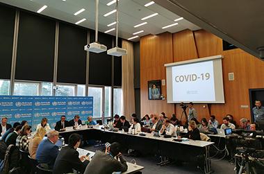 신종코로나 정식명칭 'COVID-19'…한글로는 '코로나19'