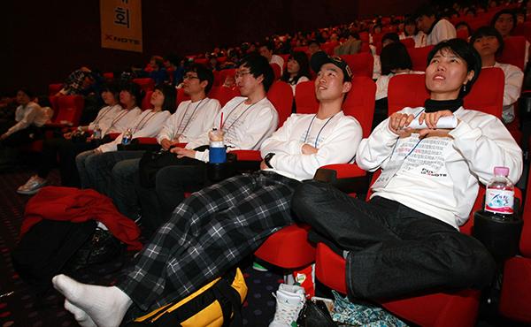 영화관은 여전히 많은 사람들의 사랑을 받고 있다. (사진=저작권자(c) 연합뉴스, 무단 전재-재배포 금지)