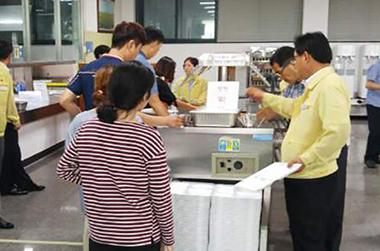 공무원 구내식당 휴무 확대…외부식당 이용 장려한다