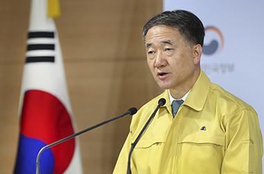 '지역사회 확산차단' 방역체계 강화…'심각'단계 준한 총력대응