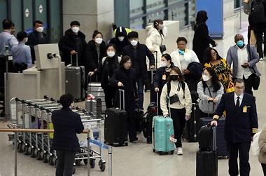 개강 앞둔 중국인 유학생 방역·격리 등에 예비비 50억 투입