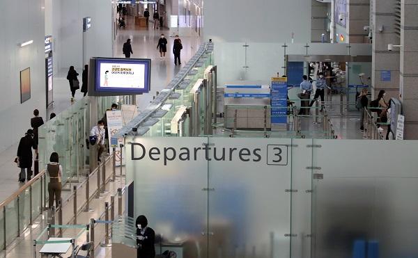 11일부터 태국행 여객기 탑승객도 발열검사 받는다