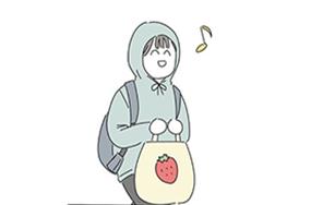 [웹툰] 새 친구 씨베리