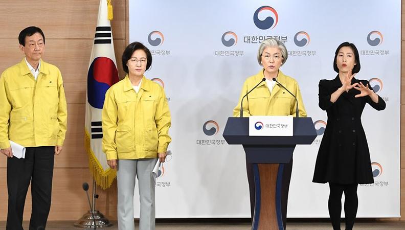 """정부 """"국가적 위기상황서 선거…안전한 투표환경 조성 노력"""""""