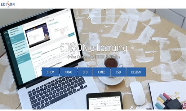 EDISON-MOOC 메인페이지