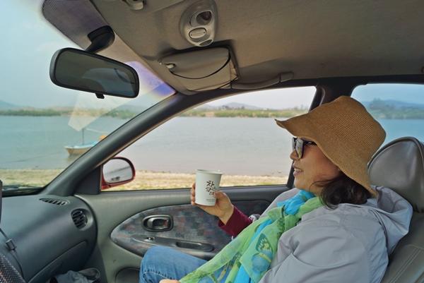 드라이브 코스를 찾아 언택트 여행을 하는 것이 생활 속 거리두기 속에서 코로나19 감염을 피하는 가장 좋은 방법이다.