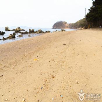 민머루해변