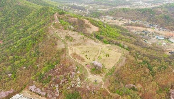 삼국시대 한강유역 교두보 '인천 계양산성' 사적 지정