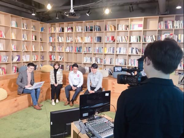 2020 중견기업 온라인 일자리 박람회 준비과정, 출처=한국중견기업연합회
