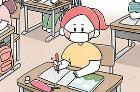 [웹툰] 코로나19 슬기로운 학교생활