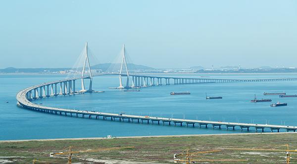 전국 교량·터널 연장 5744km…10년 만에 60% 늘어