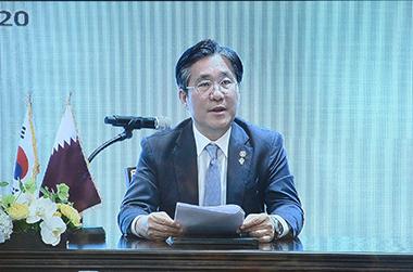 """정부 """"카타르 LNG선 수주, 한국 조선기술력 세계 최고 입증"""""""