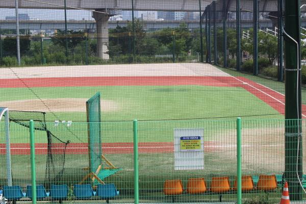 서울 살곶이 야구장