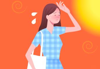 건강한 여름 보내기 위한 폭염대비 건강수칙