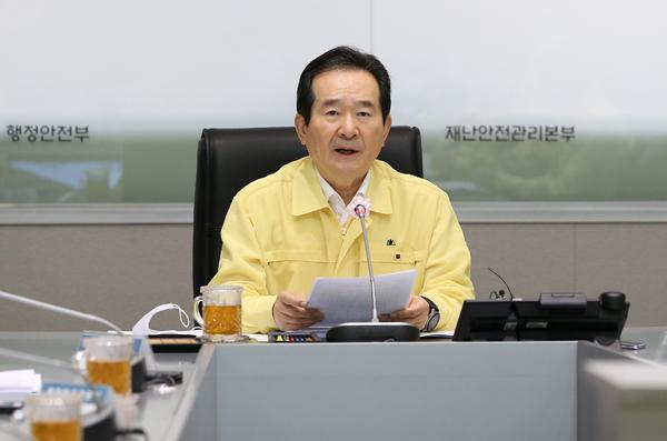 """정 총리 """"추경 처리 미뤄질수록 국민 고통 가중돼"""""""