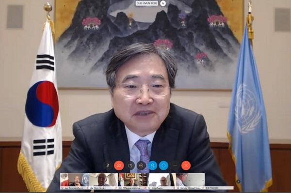 한국 주도 '유엔 보건안보 우호국 그룹' 안보리 공동발언 추진