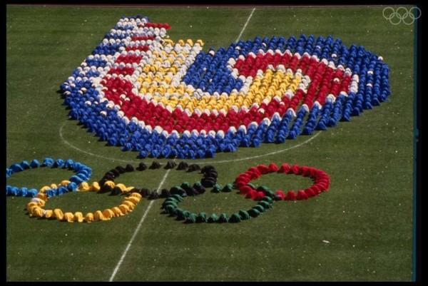 88서울올림픽 개막식 장면.(출처=제24회 서울올림픽 공식 홈페이지)