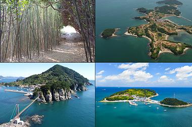 올 여름 휴가철 '찾아가고 싶은 33섬'을 소개합니다