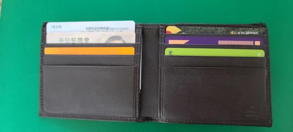 미래에는 지갑에 운전면허증, 주민등록증, 각종 카드 등을 갖고 다닐 일이 없어진다.