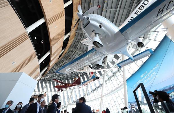 100년 대한민국 항공역사 기록 '국립항공박물관' 문 연다
