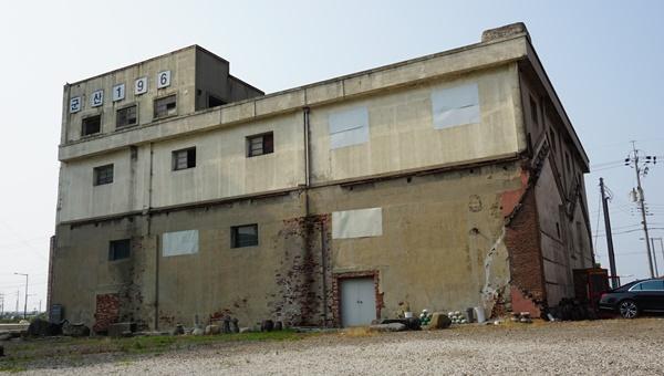 진포해양공원 주변, 영화 '변호인'을 촬영지로 쓰였던 건물