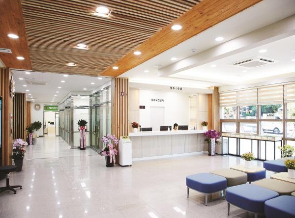 2019년 7월 1일 개소한 남양주시 동부치매안심센터는 치매관련 원스톱 서비스를 제공한다.