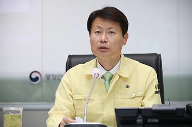 """중대본 """"사회복지시설 운영 재개…일주일 준비기간"""""""