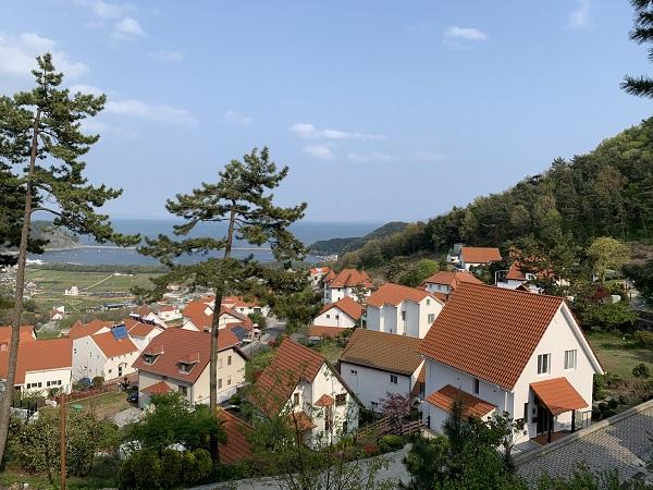 남해 독일마을.