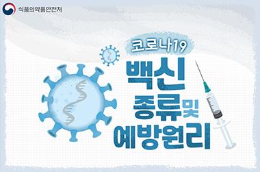 코로나19 백신 종류와 예방원리