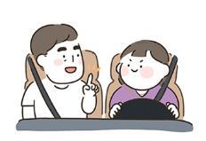 [웹툰] 운전면허를 딴 운전 왕초보 똥그리