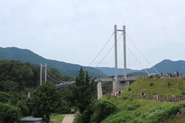 제 209차 유네스코 집행이사회에서 최종 승인된 한탄강 세계지질공원.