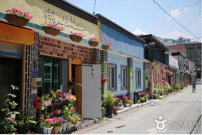 우리나라 최초의 마을호텔
