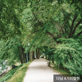 관방제림 - 다님4기 이철현