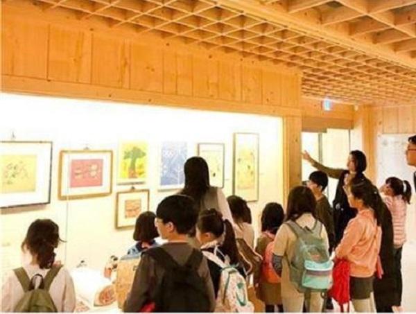 '2020 박물관·미술관 주간' 주요 프로그램인 '뷰티풀 강릉, 뷰티풀 오감여행' 모습.