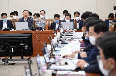 7·10 대책 후속 부동산3법, 국회 기재위 의결