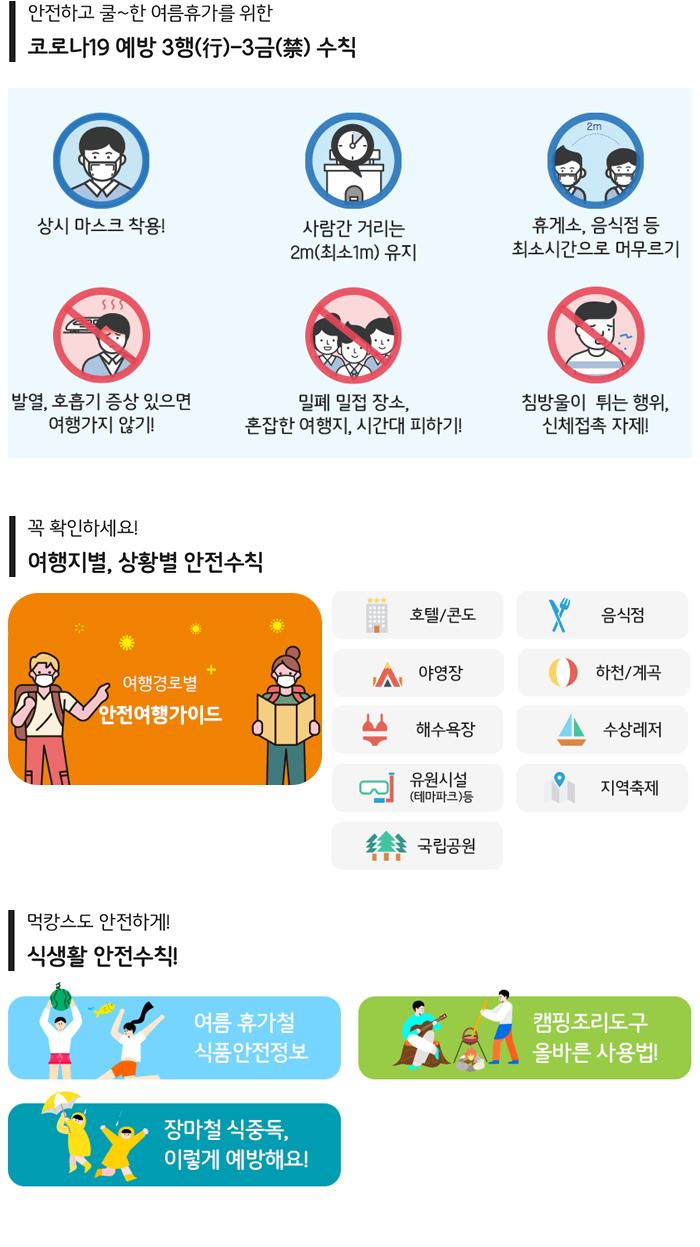 안전은 필수! 안전 여행 가이드
