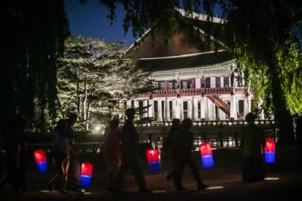 달빛 아래 경복궁 야간 특별관람…9월부터 12월 4일까지