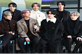 세계 대중음악사 다시 쓰는 BTS…외신도 연일 뜨거운 관심