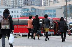 수도권-세종청사 통근버스 2022년 운행 중단