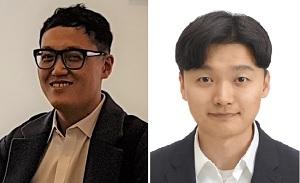 박찬욱 한국문화관광연구원 문화산업연구센터장(왼쪽)·양지훈 연구원