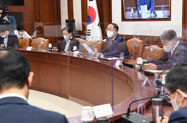 정부가 21일 관계부처 합동으로 바이오산업 인재양성 추진방안을 발표했다. (사진=기획재정부)