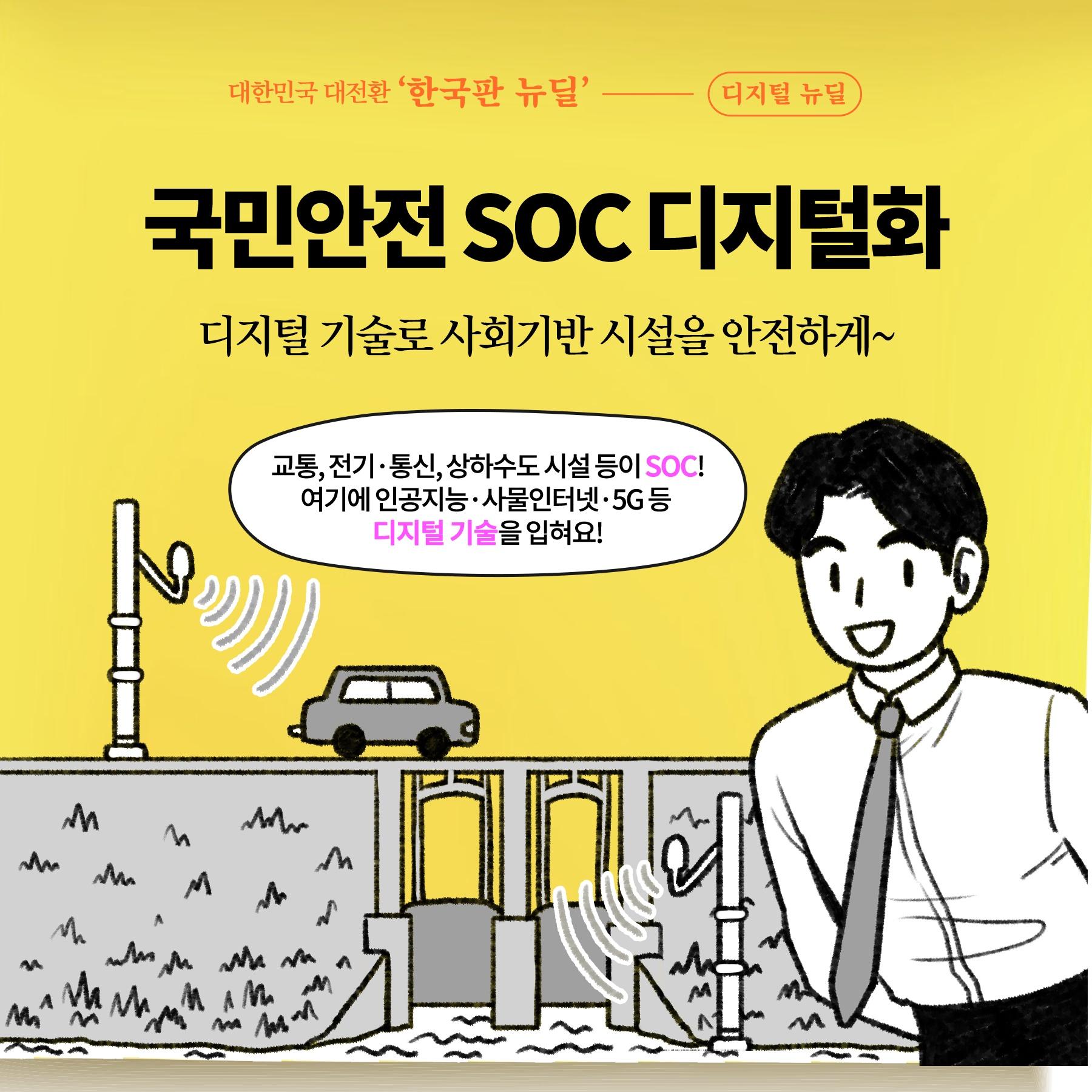 국민안전 SOC 디지털화