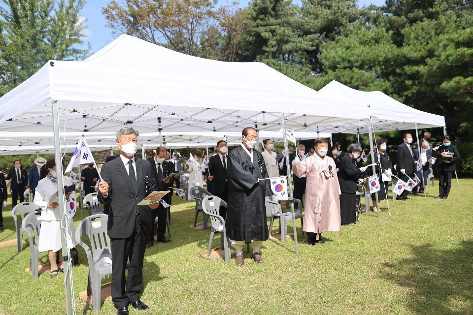 """유관순 열사 순국 100주년 """"잊지 않을게요"""""""