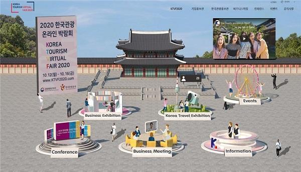 코로나19 장벽 넘는다…'2020 한국관광 박람회' 개막