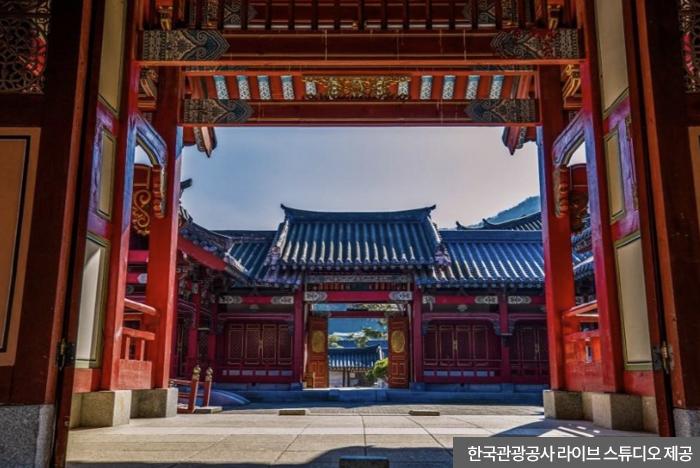 한국관광공사 라이브스튜디오 제공