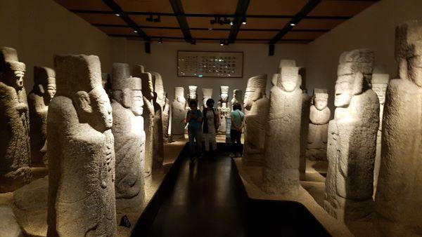 소비쿠폰이 적용된 금액으로 관람이 가능한 우리옛돌박물관